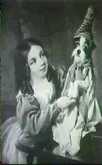 the pet dog by arthur miles