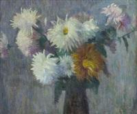 vaso di fiori by enrico della (lionne) leonessa
