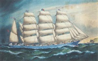 the four masted barque