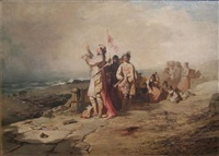 a marine proclamation by john ritchie