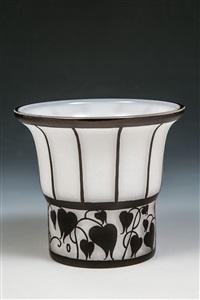 seltene vase by hans bolek