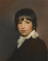 portrait of master henry monro by john opie