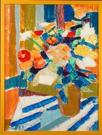 bouquet de fleurs by pierre fievet