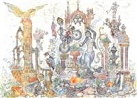 der phantastische garten des todes by michael coudenhove-kalergi