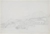 südliche ansicht von ischia by jakob friedrich peipers