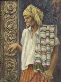 zanzibar man by kent cottrell