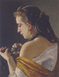 the finishing touches by a. scognamiglio