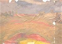 paysage de noirmoutier by maurice le scouézec