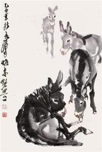 群驴 by huang zhou