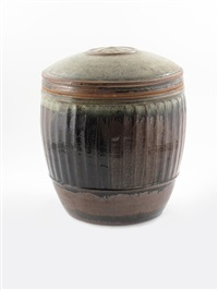 storage jar by richard batterham