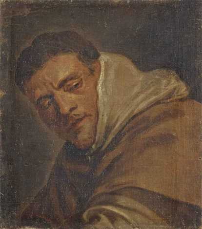 saint bruno by sir anthony van dyck