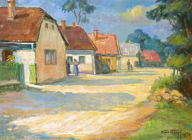 falusi utca by gabor dobrentey