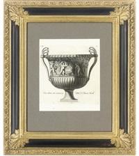 classical urns (6 studies) by carlo antonini