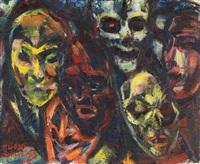 masken by maria von heider-schweinitz