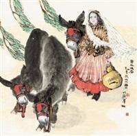 塞外阳春 by liu xuanrang