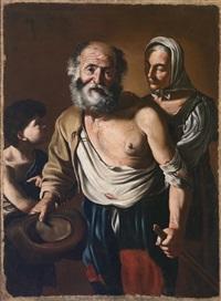 bettlerfamilie by pietro bellotti