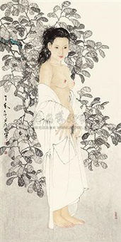 人物(人体) by song yanjun