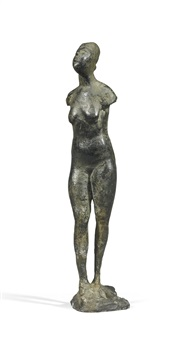 piccola figura (small figure) by marino marini