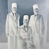 three men by sanell aggenbach