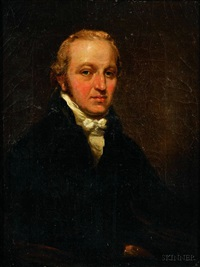 portrait of a gentleman, thought to be sir john matland of bigwood hall near watford by thomas lawrence
