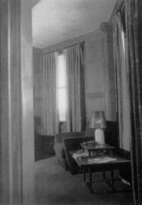 hollywood office of harold w. grieve, designer by margrethe mather