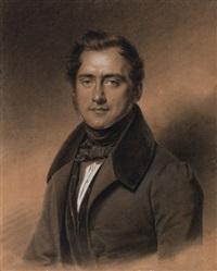 portrait of prince sergei alexeevich dolgoruky by franz krüger