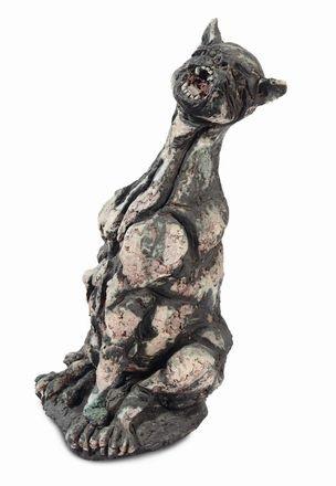 gatto by agenore fabbri