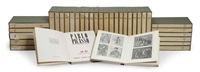 pablo picasso 1895-1973, catalogue raisonné (34 vols) by christian zervos