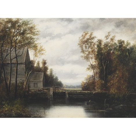 the old mill by henry nesbitt mcevoy