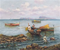 pescatori by radames scoppa