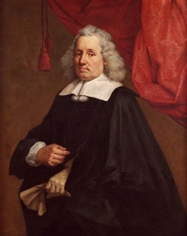 retrato de caballero by jacob oost the elder