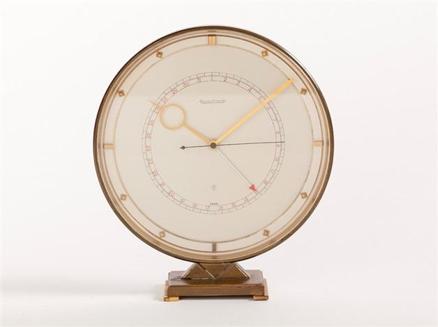 horloge de bureau by jaeger lecoultre