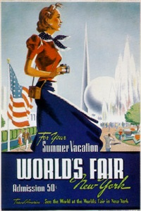 new york world's fair by robert harmer smith