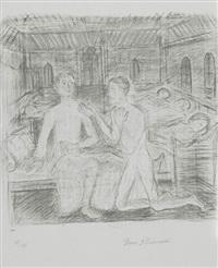 le dortoir by pierre klossowski