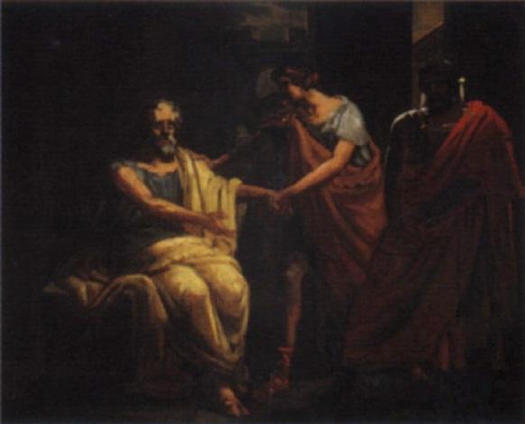 belisario by vincenzo camuccini
