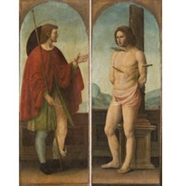 san sebastiano; san rocco (pair) by anonymous (16)