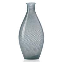 small mezza filigrana vase by carlo scarpa