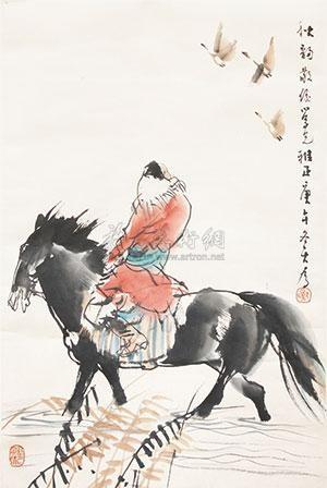 秋韵 by liu dawei