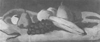 stilleben mit früchten by theo garvé