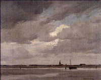 breydon water by edgar thomas holding