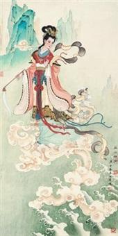 巫山神女 (character) by ren ping