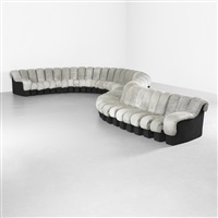 ds 600 organic sofa by eleonora peduzzi riva, heinz ulrich, klaus vogt and ueli berger
