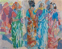 indian women by per stenius