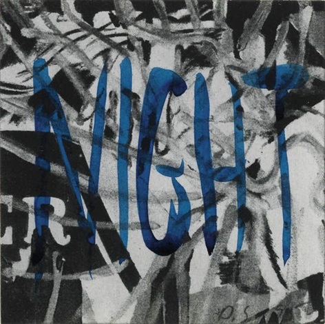 night by david salle