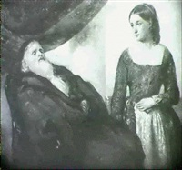 a scene from the merchant of venice by james archer