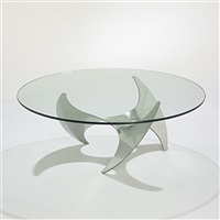 coffee table by kurt hesterton