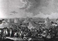 schlacht von wagram am 6. juli 1809 by johann lorenz rugendas the younger