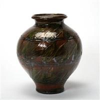 vase by kähler pottery (co.)