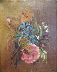 flowers by anna eliza hardy