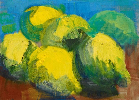 zitronen by rainer fetting